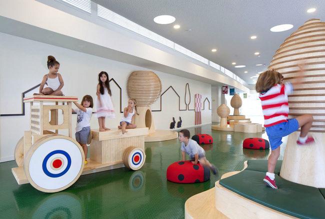 Детский центр в Калининском районе