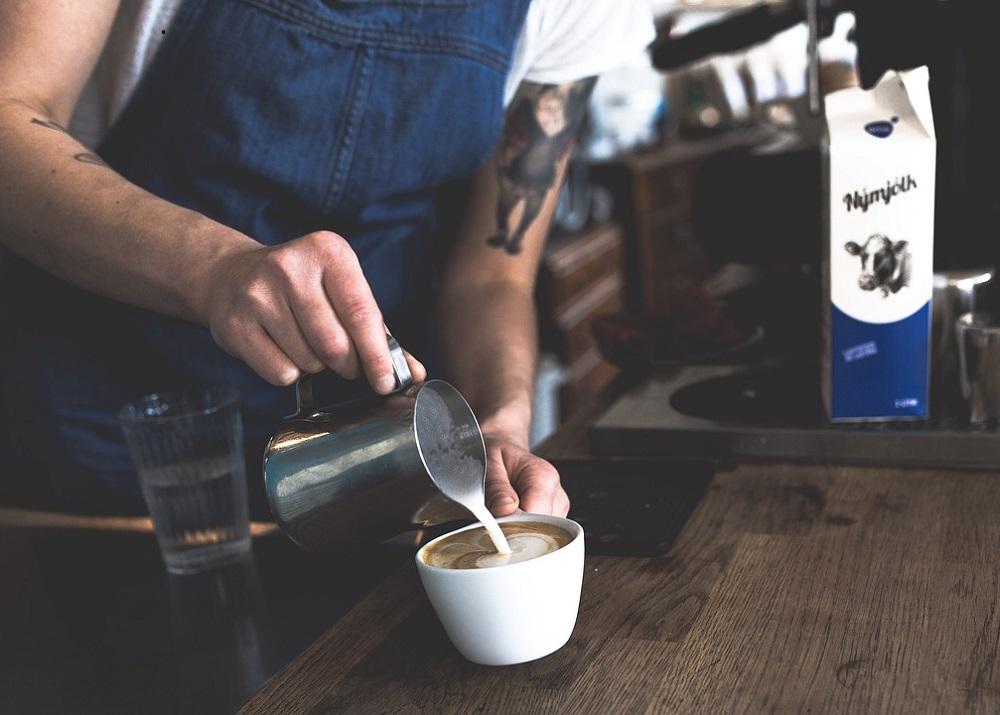 "Кофейня формата ""Кофе с собой"" в 5 мин. от метро"