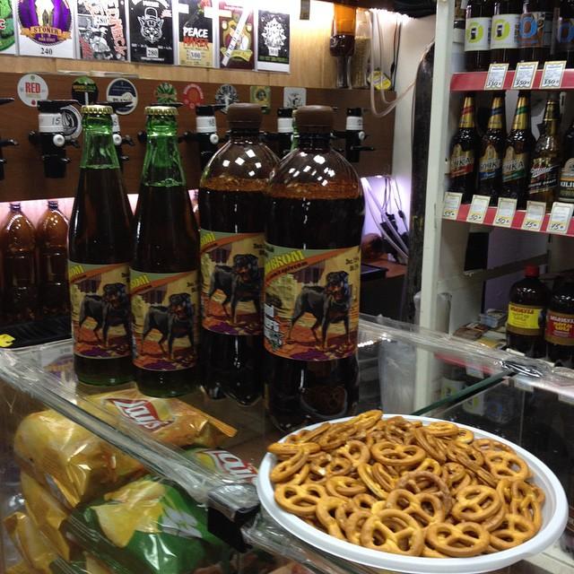 Магазин разливного пива м. Проспект Большевиков